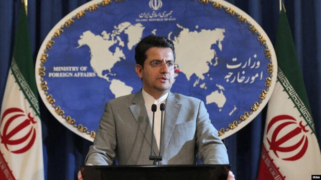 موسوی اظهارات وزیر خارجه فرانسه در مورد پرونده عادلخواه را «مداخلهجویانه» دانست