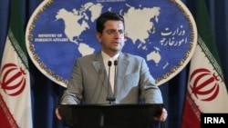 Xarici İşlər Nazirlyinin sözçüsü Abbas Mousavi