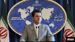 Iran Foreign Ministry Spokesman Abbas Mousavi. File Photo