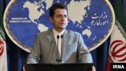 عباس موسوی: به آمریکا هشدار دادیم که توقیف دوباره این نفتکش «عواقب بدی» خواهد داشت