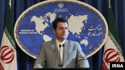 Iran's Foreign Ministry Spokesman Abbas Mousavi. File photo