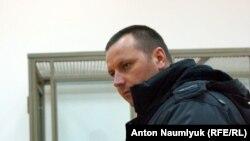 Иван Руснак в Донецком городском суде. 18 января 2016 года