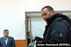 Іван Руснак у Донецькому міському суді Ростовської області. 18 січня 2016 року