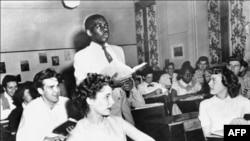 აშშ-ის სამოქალაქო უფლებების მოძრაობის ისტორიული მომენტები