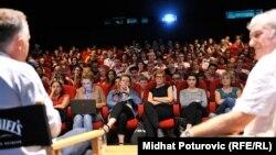 Prizor sa prošlogodišnjeg Sarajevo Film Festivala, ilustrativna fotografija