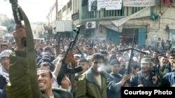 در درگیری های یک ماه گذشته در نوار غزه بيش از ۶۰ نفر کشته شدند.