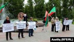 30 августта Казанның Тинчурин бакчасында Татарстан көненә багышланган митинг