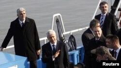 Predsjednik Tadić u posjeti Vukovaru, 04.11.2010.