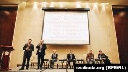 Belarus - Forum of small venders in Minsk, 1Feb2016