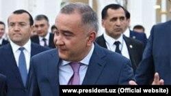 Ҷаҳонгир Ортиқхоҷаев