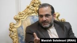 Kayvan Khosravi, Spokesman of the Supreme national Security Council of Iran. File photo