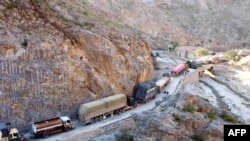 For now, regional ties are hampered by security failings, such as the attacks along the main supply route through the Khyber Pass