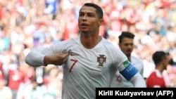 کریستیانو رونالدو با شکستن رکورد علی دایی برترین گلزن تاریخ دیدارهای ملی فوتبال شد