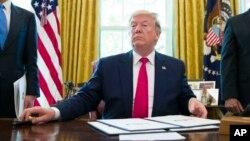 Donald Trump, imagine de arhivă