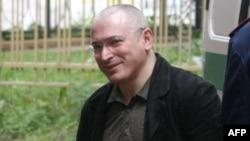 Միխայիլ Խոդորկովսկի, 18-ը մայիսի, 2010թ.