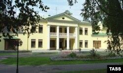 Рэзыдэнцыя Пуціна ў Нова-Агарове