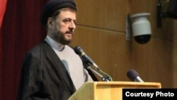 Abu Mohammad Mortazavi, the representative of Iran's Supreme Leader to higher education institutions.