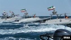Іранський Корпус вартових ісламської революції звинуватив танкер у контрабанді нафти