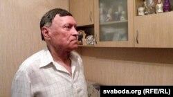 Рэнальд Кныш дома ў Горадні