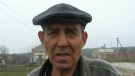 Server says Crimean Tatars will never accept annexation.