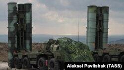 Россиянинг С-400 ракета комплекси.