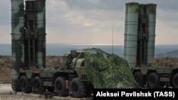 Qırımda S-400 uçaqlarğa qarşı raketa sistemaları, 2017 senesinıñ yanvar ayı