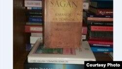 Carl Sagan'ın türk dilində üç kitabı