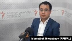 Майрамбек Жусупов.