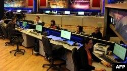 "Редакторы телеканала ""Рустави-2"". Тбилиси, 12 марта 2012 года."