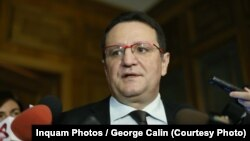 George Maior a negat acuzațiile pe care i le aduce PSD