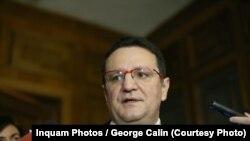 George Maior era ambasador al României la Washington din septembrie 2015