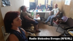 Здружението на стечајци УНИТ од Куманово.