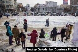 Всеросійська акція «Закон потрібен зараз» 24 лютого у Воронежі
