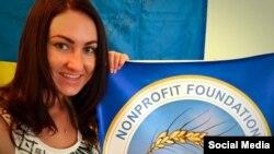 Антоніна Левчук - співзасновниця та волонтерка благодійного фонду «Рятуємо життя разом»