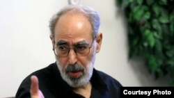 Abolfazl Ghadyani former supporter of the Islamic republic and currently one of the most vocal critics of Ayatollah Khamenei in Iran. File photo