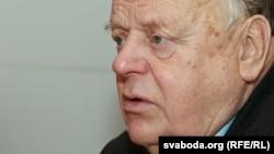 Станіслаў Шушкевіч і ягоная кніга на «Свабодзе»