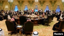 إجتماع لقادة دول مجلس التعاون الخليجي
