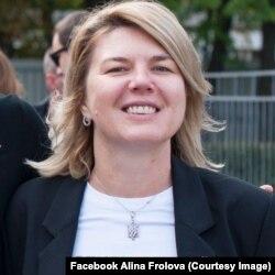 Аліна Фролова, зуступниця міністра оборони України