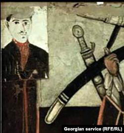 ფიროსმანის ავტოპორტრეტი