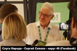 Сергій Сівохо