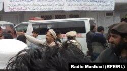 سیلاب مسعود با بخش مشال رادیواروپای آزاد/ رادیو آزادی همکاری داشت
