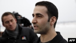 Amir Hekmati (file photo)