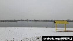 Сьвятое возера, найглыбейшае на Магілёўшчыне, — забруджанае