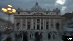 Vatikan, 11 mars 2013