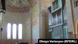 Для пицундского органа обещают построить отдельное помещение, в котором он будет располагаться