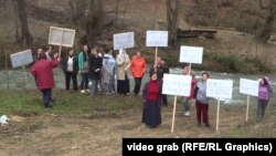 Local women spearheaded the effort on the ground with round-the-clock riverside vigils at the dam site.