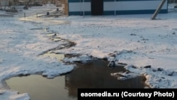 Последствия коммунальной аварии в селе ЕАО