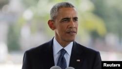 بارک اوباما رئیس جمهور سابق امریکا