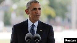 Barack Obama. Orlando, Florida, 16 iyun, 2016