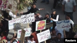 Protesters have been gathering in Daraa's main square for weeks